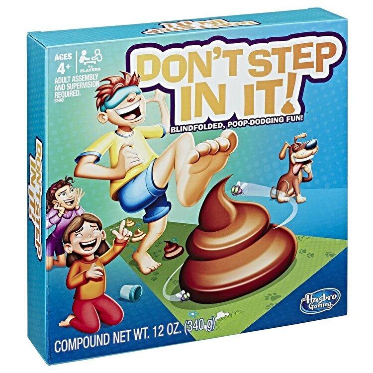 Joc Don't step in it de la Hasbro Gaming