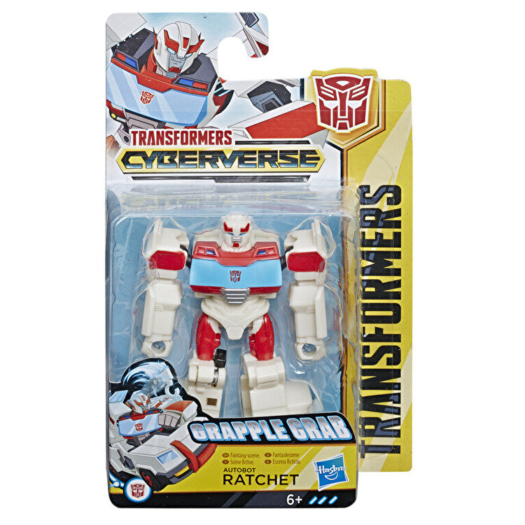 Transformers – Figurina Cyberverse Ratchet de la Transformers