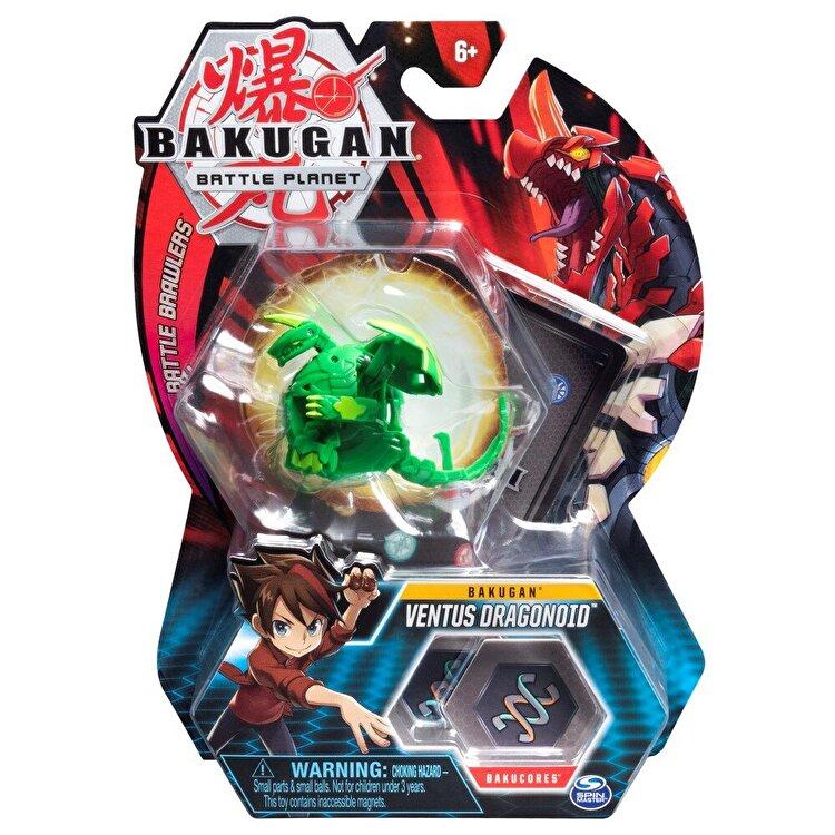 Bakugan, bila Ventus Dragonoid de la Bakugan