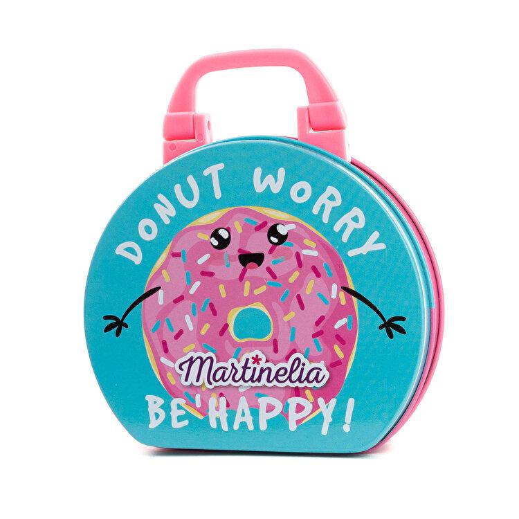 Trusa pentru machiaj Donut Case, Martinelia Yummy de la MARTINELIA