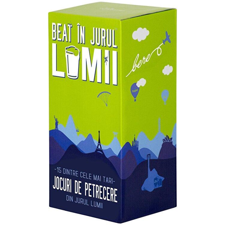 Joc Beat in Jurul Lumii (RO) de la Gutter Games