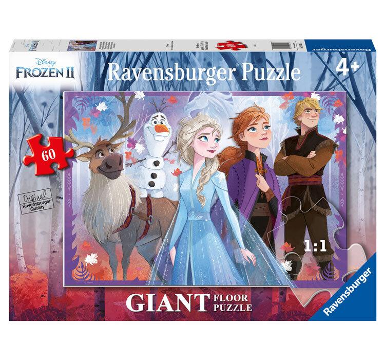 Puzzle Ravensburger Frozen II, 60 piese de la Ravensburger