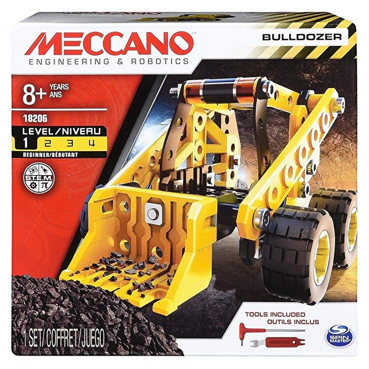 Meccano, Kit Buldozer de la Meccano