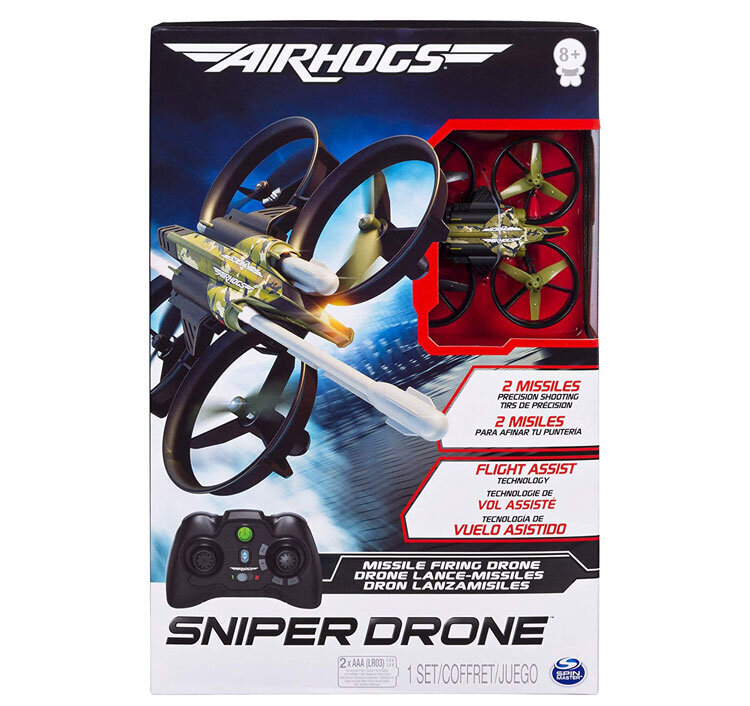 Airhogs, Drona Sniper cu proiectile de la Air Hogs