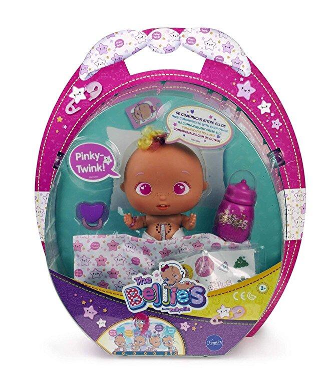 Papusa interactiva cu accesorii The Bellies - Pinky Twink