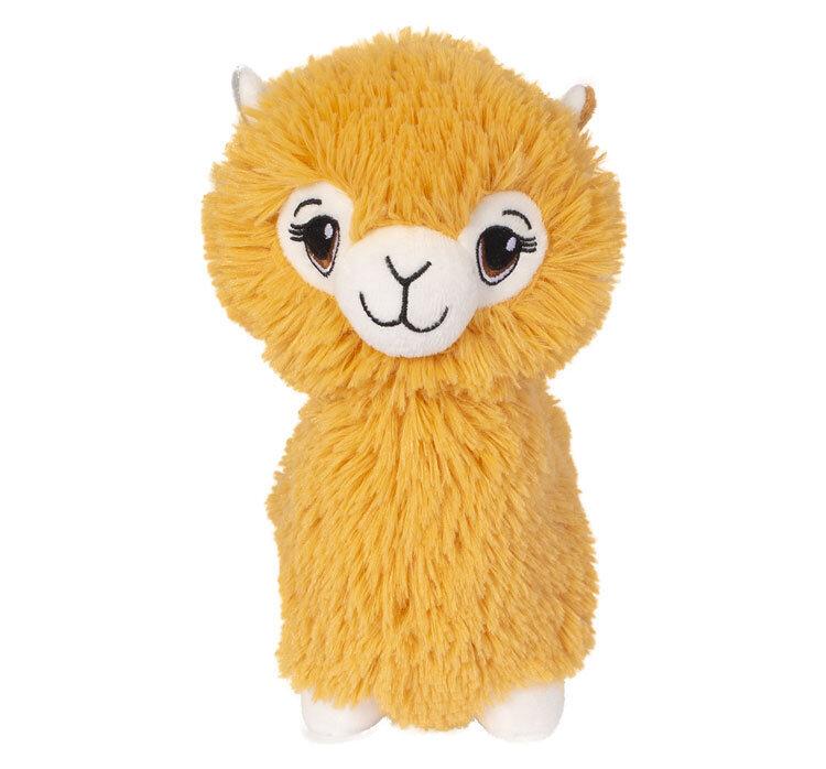 Jucarie de plus Alpaca bej, 25 cm de la Noriel