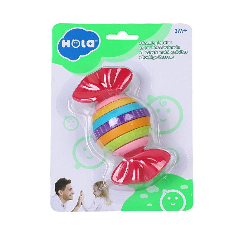 Zornaitoare, bombonica multicolora de la Hola