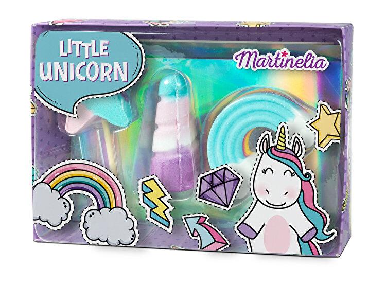 Set cadou 3 x bath fizzer, Martinelia Unicorn