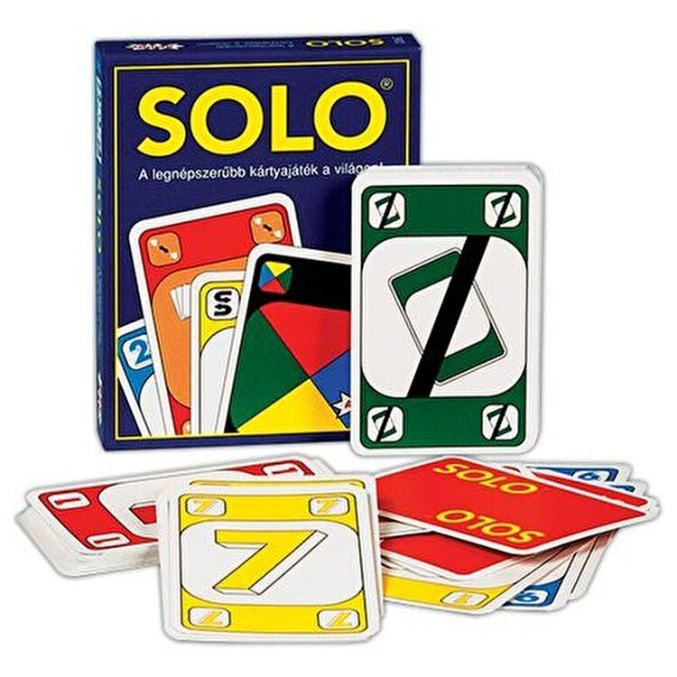 Joc de carti Solo