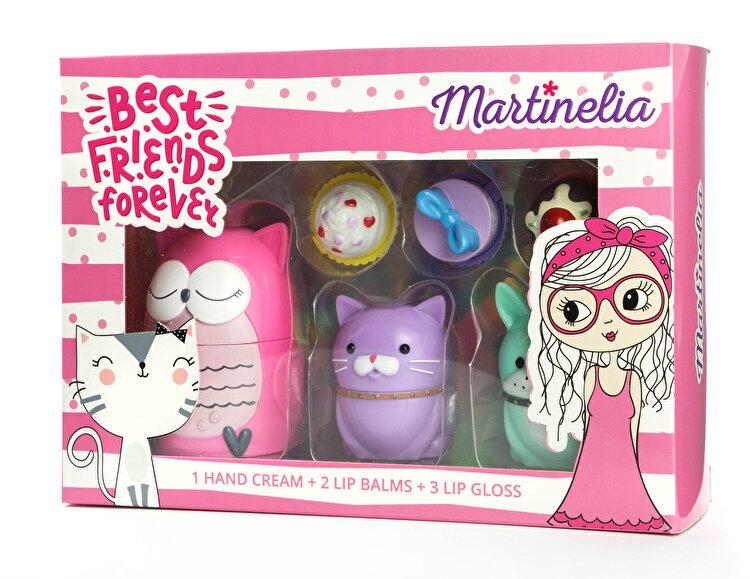 Set cadou frumusete Animals, Martinelia BFF de la MARTINELIA
