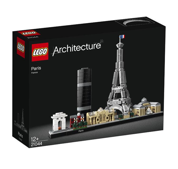 LEGO Architecture, Paris 21044 de la LEGO