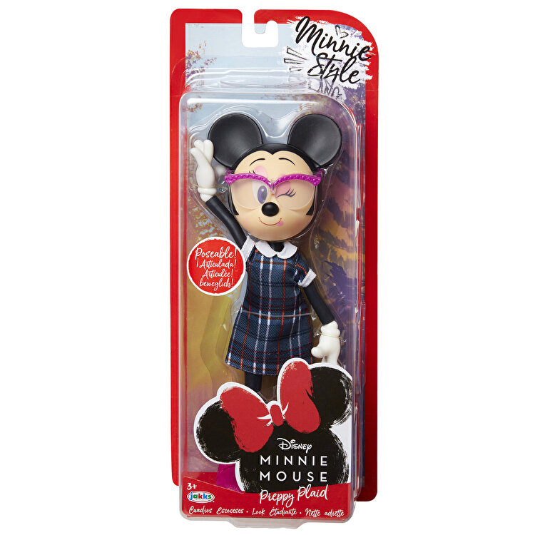 Papusa Minnie Mouse scolarita de la MINNIE MOUSE