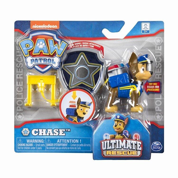 Patrula Catelusilor, Chase in uniforma de politie de la Patrula Catelusilor