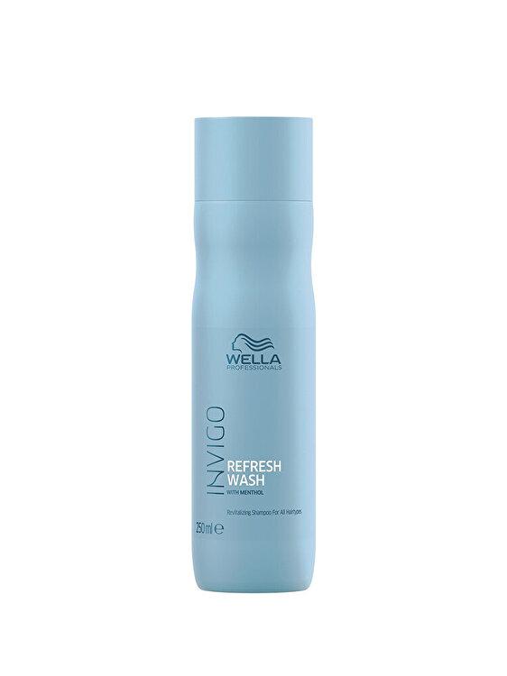 Sampon revitalizant Wella Professionals INVIGO Refresh Wash, 250 ml