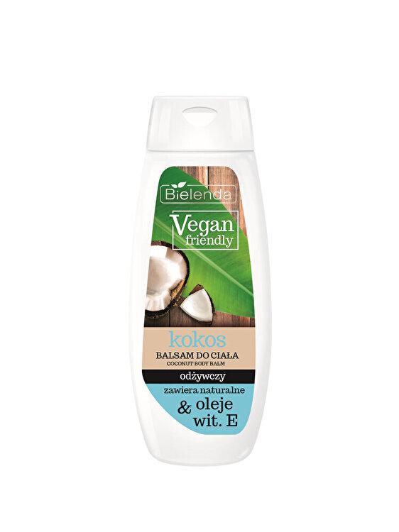 Balsam nutritiv corp cu Nuca de cocos Vegan Friendly, 400 ml