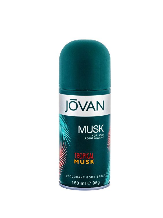 Deospray Tropical Musk, 150 ml, pentru barbati
