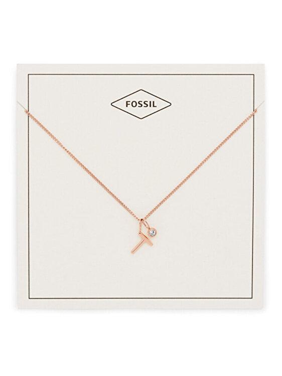 Colier si pandantiv Fossil Motifs JF03045791