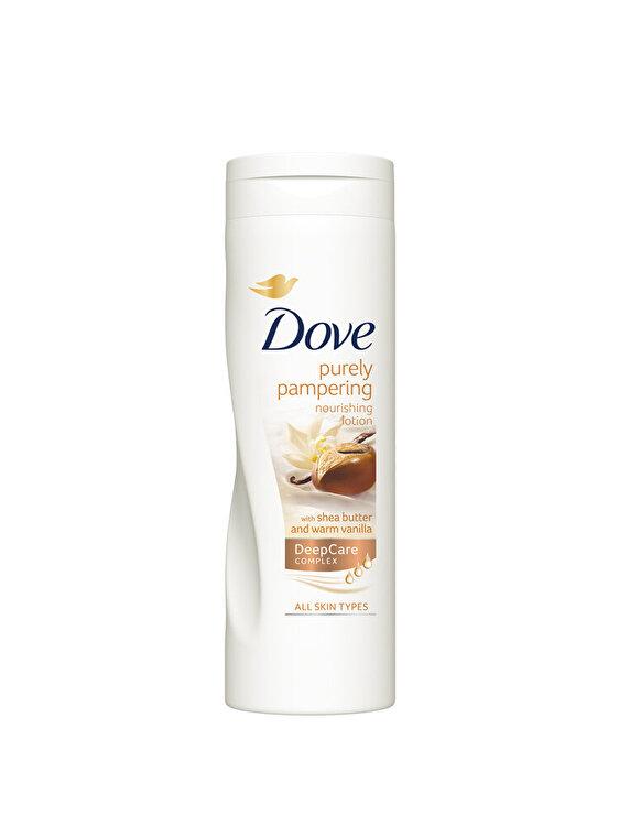 Lotiune de corp Dove Shea Butter, 400ml