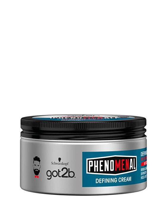 Crema modelatoare pentru par si barba got2b phenoMENal,cu nivel 3 de fixare, 100 ml
