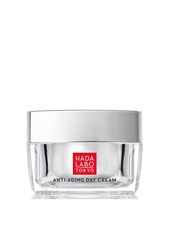 Crema de zi anti-aging fara parfum cu acid super hialuronic, 50 ml