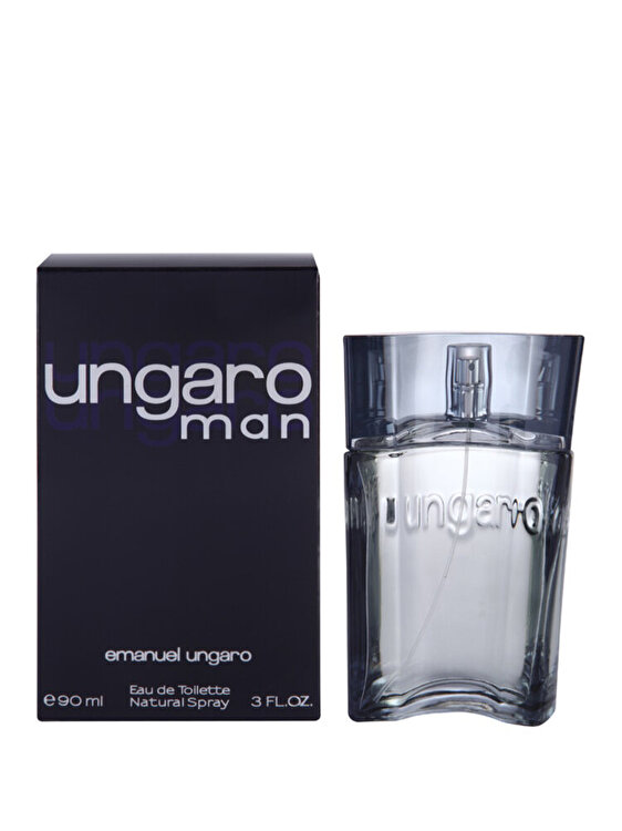 Apa de toaleta Ungaro Man, 90 ml, Pentru Barbati