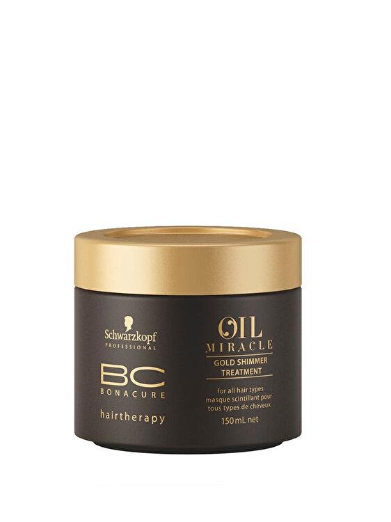 Masca de par cu ulei de argan BC Bonacure Oil Miracle Argan Oil, 150 ml