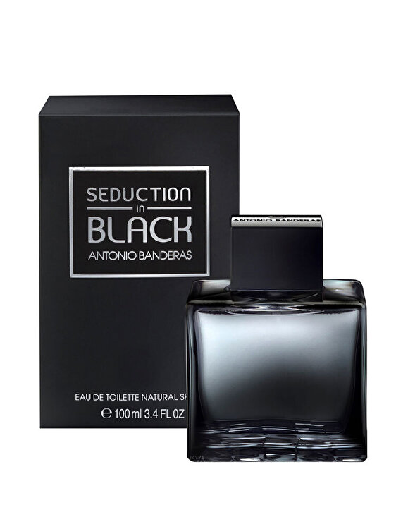 Apa de toaleta Seduction in Black, 100 ml, pentru barbati