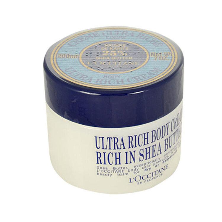 Crema de corp Shea Butter Ultra Rich, 200 ml