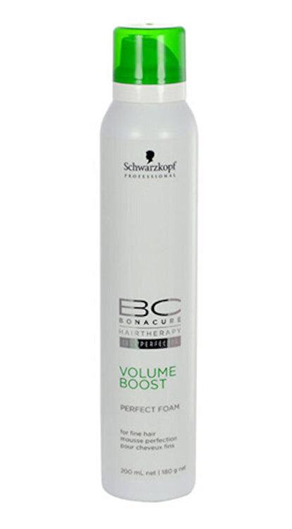 Spuma de par pentru volum BC Bonacure Volume Boost Perfect, 200 ml
