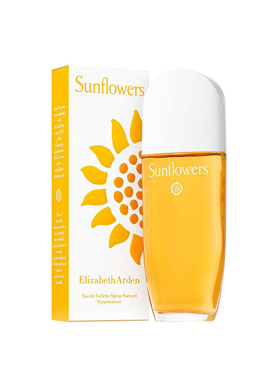 Apa de toaleta Sunflowers, 100 ml, Pentru Femei
