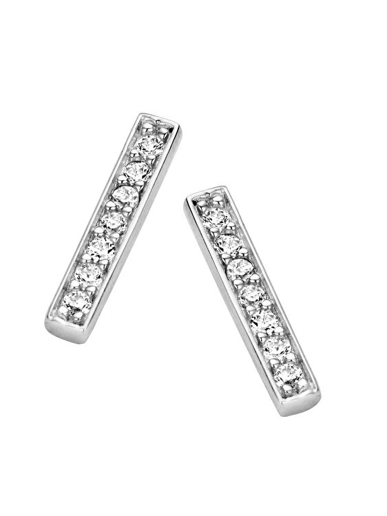 Cercei din argint Bling 921182738