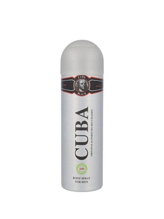 Deodorant spray Black, 200 ml, Pentru Barbati