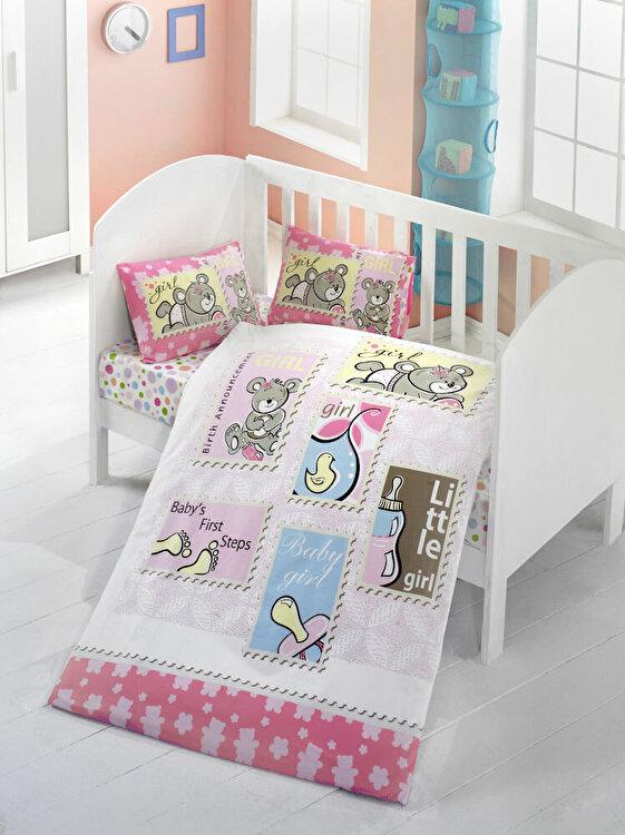 Lenjerie de pat pentru copii Victoria material: 100% bumbac 121VCT2009