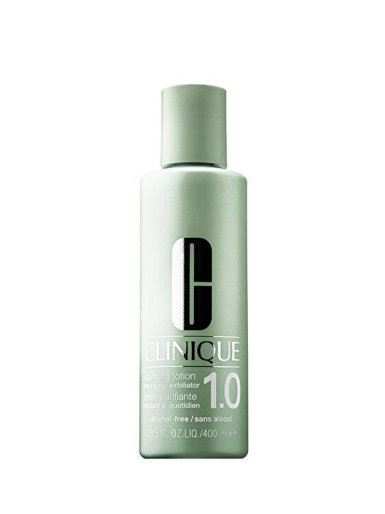 Lotiune purificatoare 1.0, exfoliere de 2 ori pe zi, 400 ml