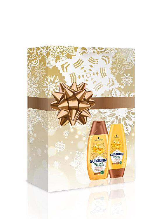 Pachet promo Honey Elixir: Sampon, 250ml + Balsam, 200ml