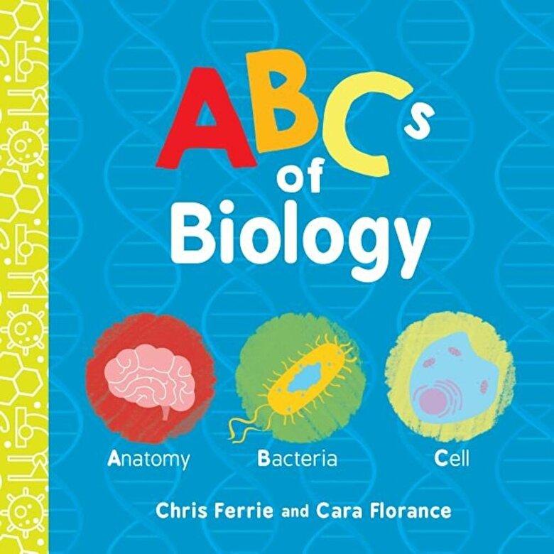 Chris Ferrie - ABCs of Biology, Hardcover -