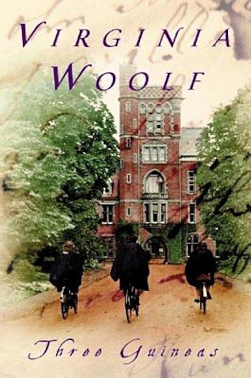 Virginia Woolf - Three Guineas, Paperback -