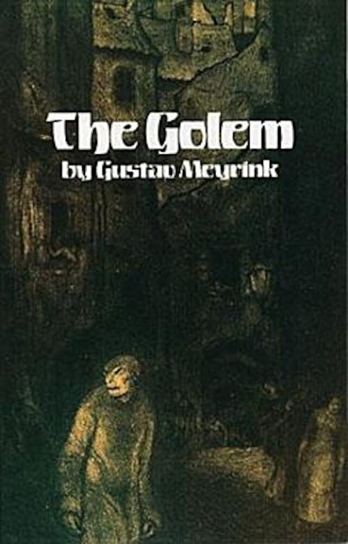 Gustav Meyrink - The Golem, Paperback -