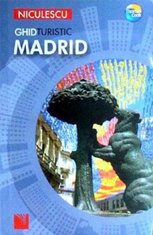 Nick Inman, Clara Villanueva - Madrid. Ghid turistic -