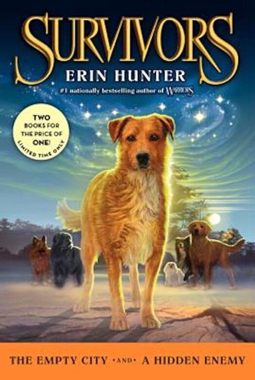 Erin Hunter - Survivors: The Empty City and a Hidden Enemy, Paperback -