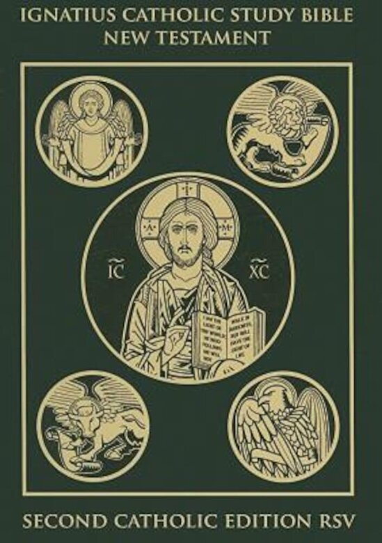 Scott Hahn - Ignatius Catholic Study New Testament-RSV, Paperback -