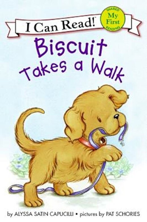 Alyssa Satin Capucilli - Biscuit Takes a Walk, Hardcover -