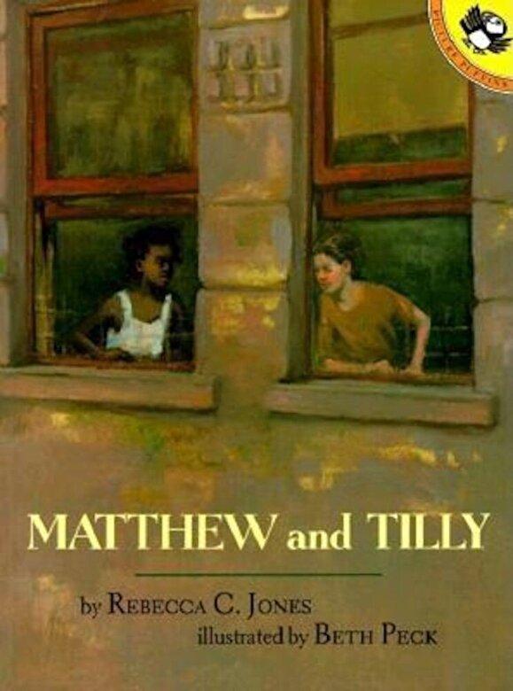 Rebecca C. Jones - Matthew and Tilly, Paperback -