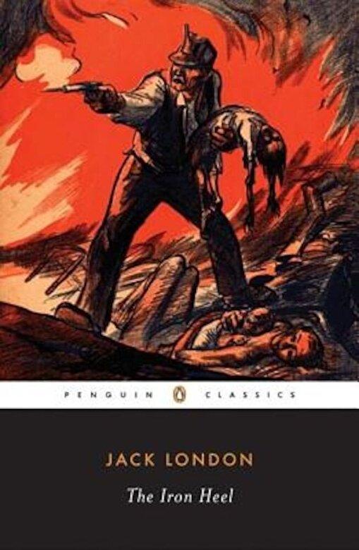 Jack London - The Iron Heel, Paperback -