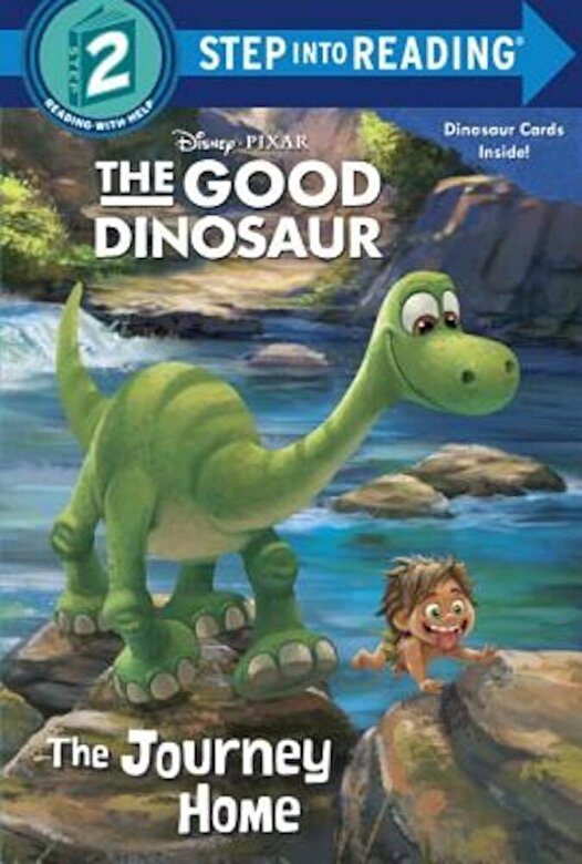 Bill Scollon - The Journey Home (Disney/Pixar the Good Dinosaur), Paperback -