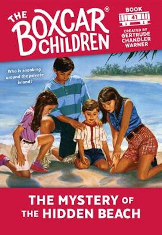 Gertrude Chandler Warner - The Mystery of the Hidden Beach, Paperback -