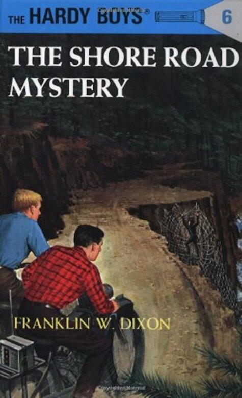 Franklin W. Dixon - The Shore Road Mystery, Hardcover -