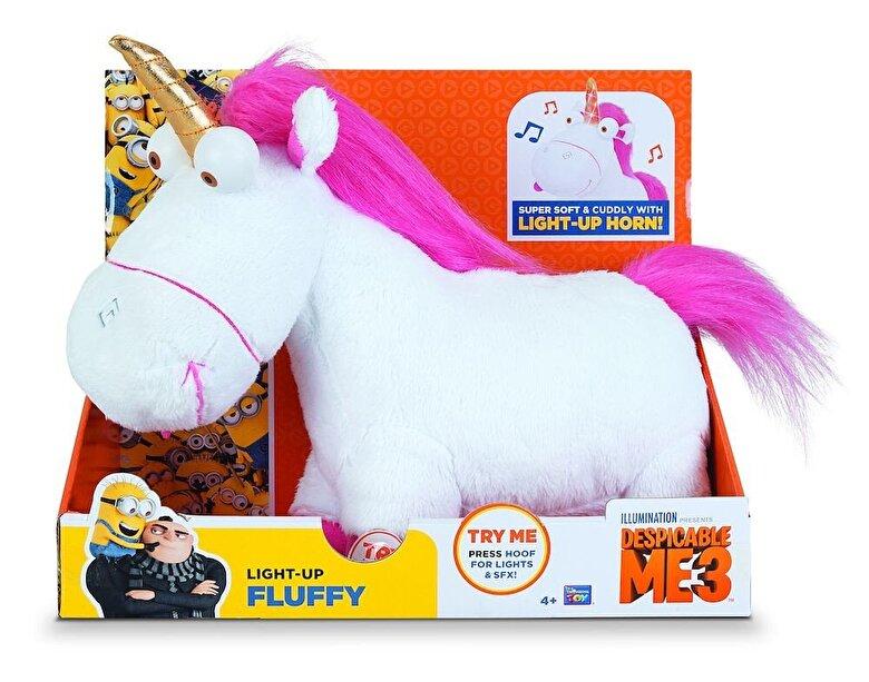 Minions - Despicable Me 3 -  Plus Unicorn cu functii, 23 cm -