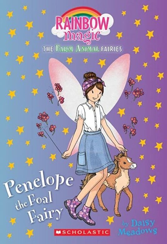Daisy Meadows - Penelope the Foal Fairy: A Rainbow Magic Book, Paperback -