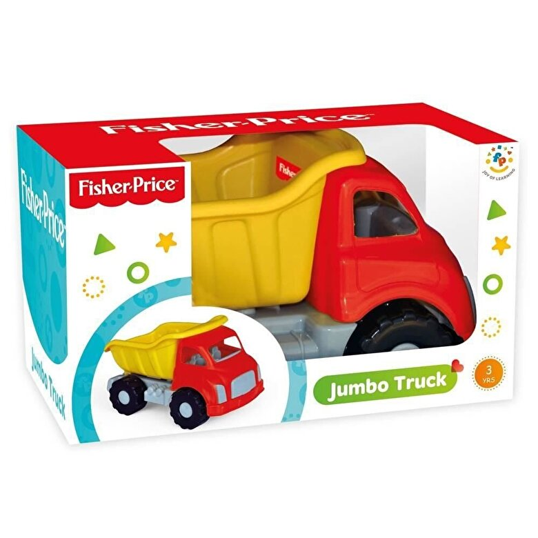 Fisher Price - Camion Jumbo -
